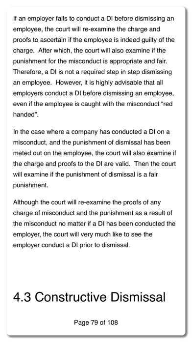 Malaysian Labour Law Abridged