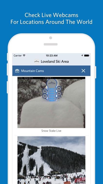 OpenSnow Ski Forecasts & Reports screenshot-3