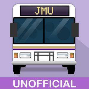 The JMU Bus App app