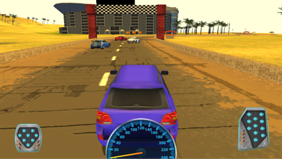 Offroad Monster Jeep Desert Racing Game 3D