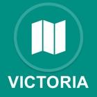 Victoria, Australia : Off-line GPS Navigation icon
