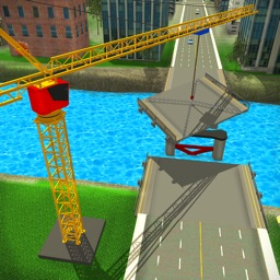 3D Builder Bridge Construction Simulator