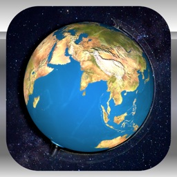 3D Globe-Observe the world in your hand