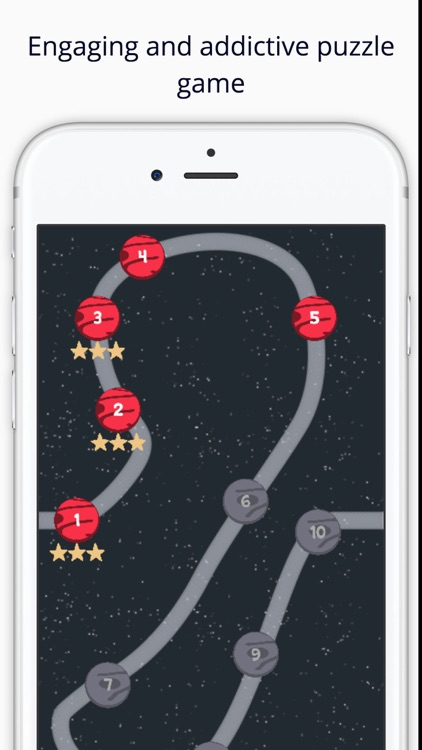 Travelling Spaceman - A Great Puzzle Game