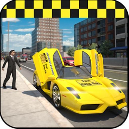 реальный город такси вождение имитатор 2017
