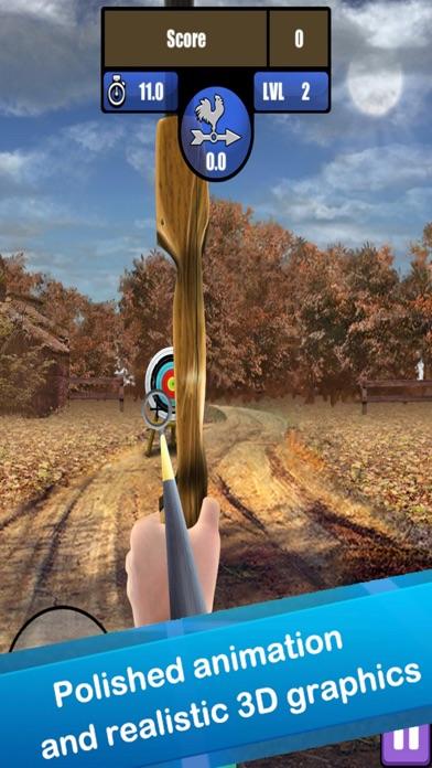 Fast Shoot Archery Real screenshot three