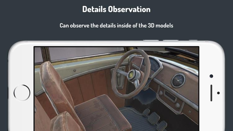 VOID 3D-3D Model AR Viewer