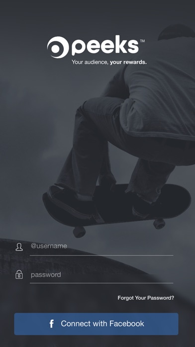 Peeks Social - Live Video Screenshot