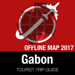 Gabon Tourist Guide + Offline Map