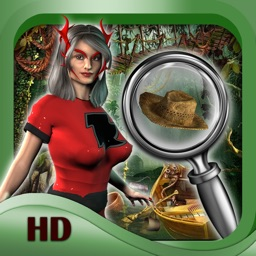 A LAKE HOUSE HIDDEN OBJECTS