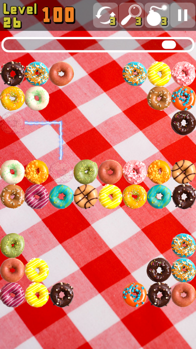 Link Link Donuts screenshot three