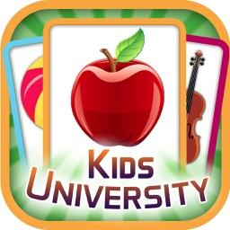 Kids Preschool University - Educational Activities
