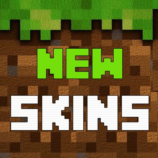 New Skins for Minecraft PE and PC