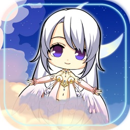 Cute Angels Jump Tapping Games Pro