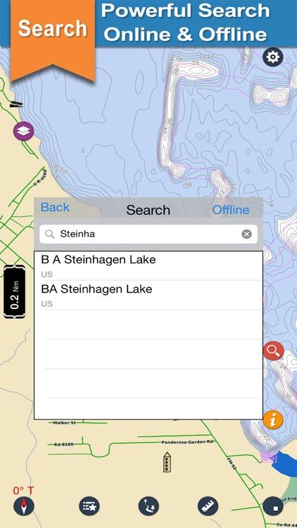 BA Steinhagen - martin Dies Jr lake & park trails screenshot-3