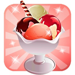 Ice Cream Maker Chocolate Cooking Games for Girls