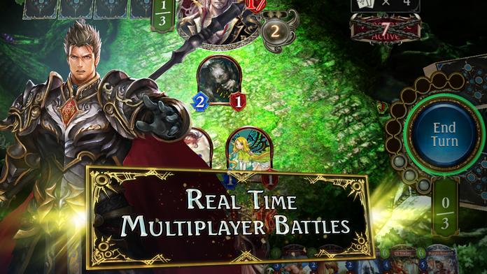 Shadowverse CCG Screenshot