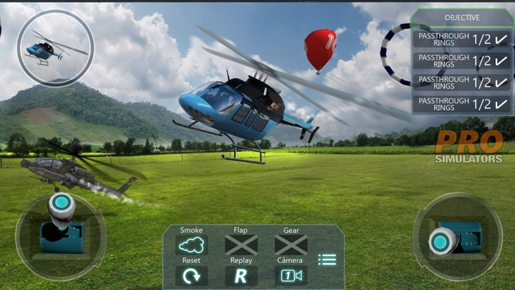 RC Pro Remote Controller Flight Simulator 4K screenshot-3
