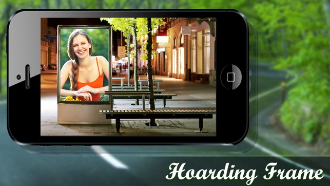 Hoarding frames – Photo frames, pic effects editor on the App Store