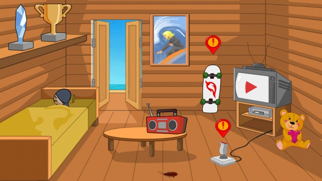 Stickman Surfer Screenshot