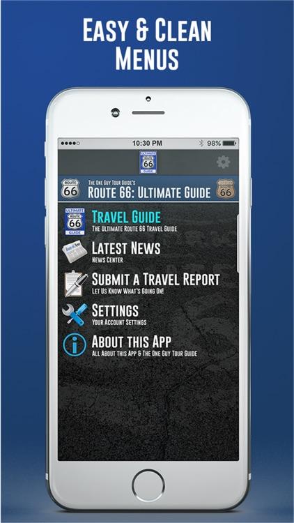 Route 66: Ultimate Guide PRO screenshot-3