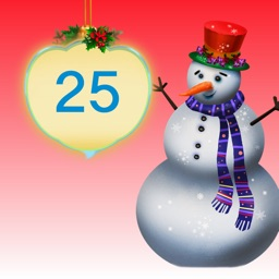 Christmas Countdown 2017 w/ Christmas Sayings