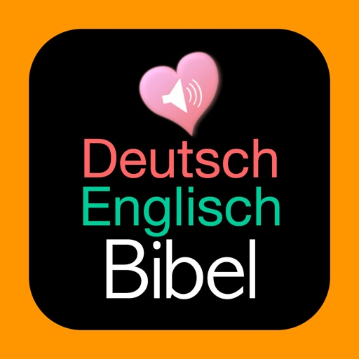 German-English Luther Holy Bible Audio Book