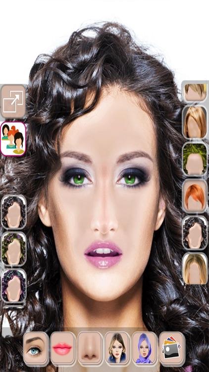 Beauty makeup Preview by Juan Du