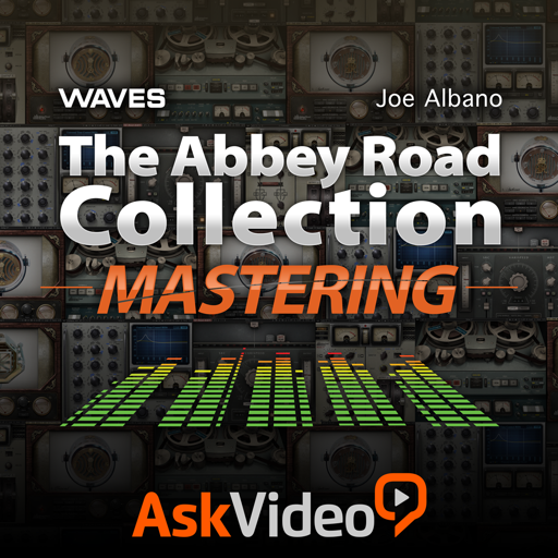 Course for Abbey Road Mastering Collection