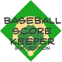Baseball Score Keeper iPad Edition