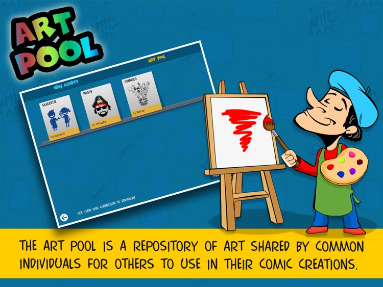 Comics Head - Create your own comic screenshot-4