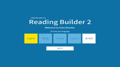 Reading Builder 2