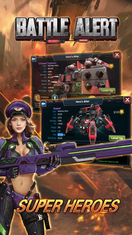 战警-坦克游戏 screenshot-3