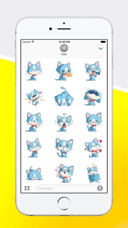 Tom The Cat Stickers Pack 1 screenshot-4