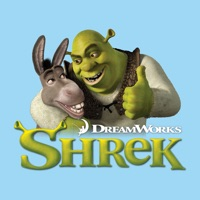 Shrek Movie Stickers