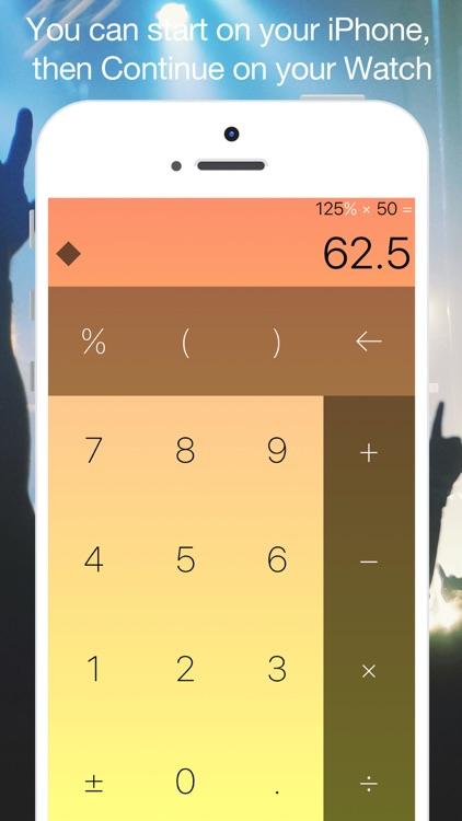 Classicalc calculator screenshot-3