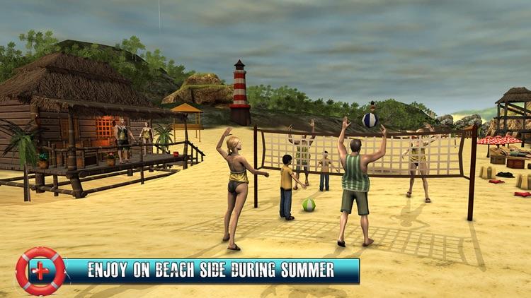 Beach Rescue Lifeguard Game screenshot-3