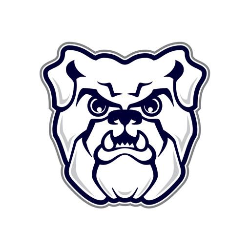 Butler University Stickers