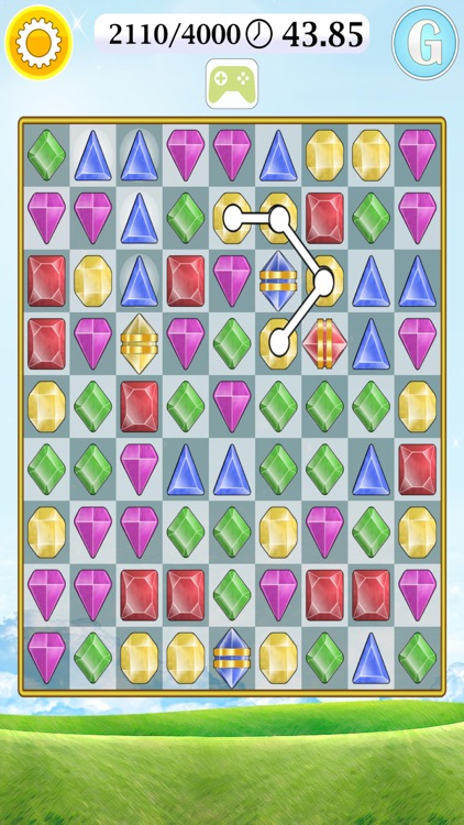 Connect Diamonds screenshot-3