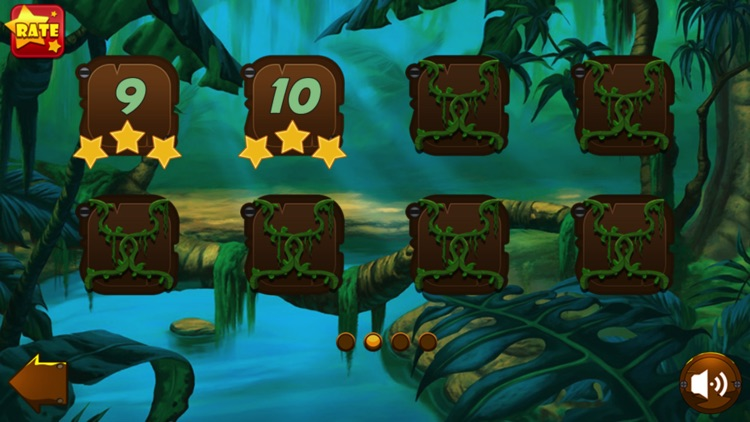 Jungle Run : Boy Adventures screenshot-3