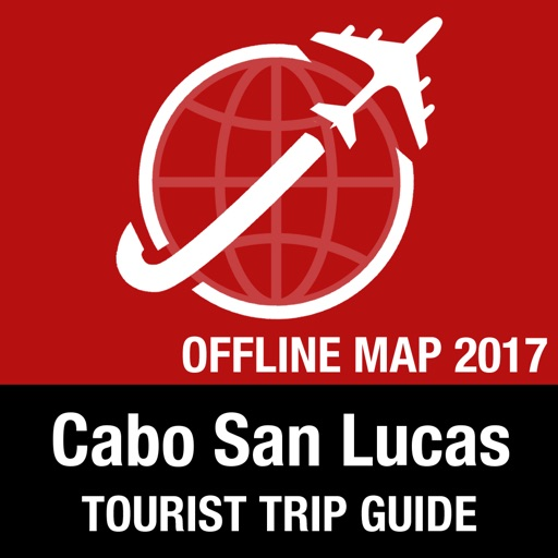 Cabo San Lucas Tourist Guide + Offline Map