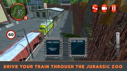 Jurassic Dino Era: Train Simulator