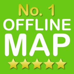 Paris No.1 Offline Map