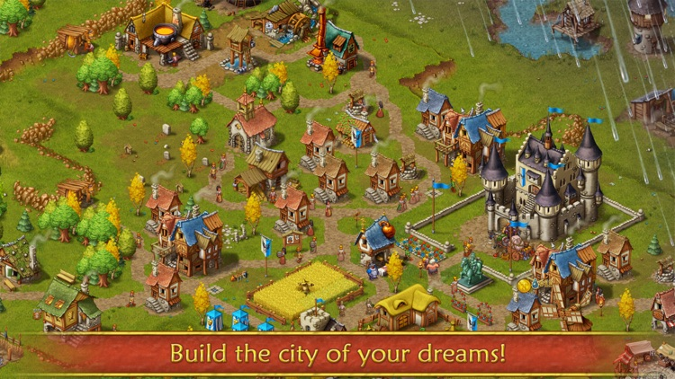 Townsmen screenshot-1