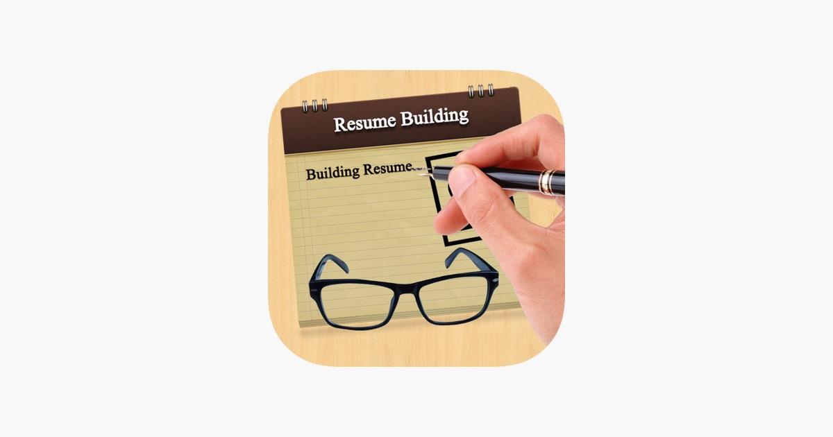 Resume Builder Plus CV Maker