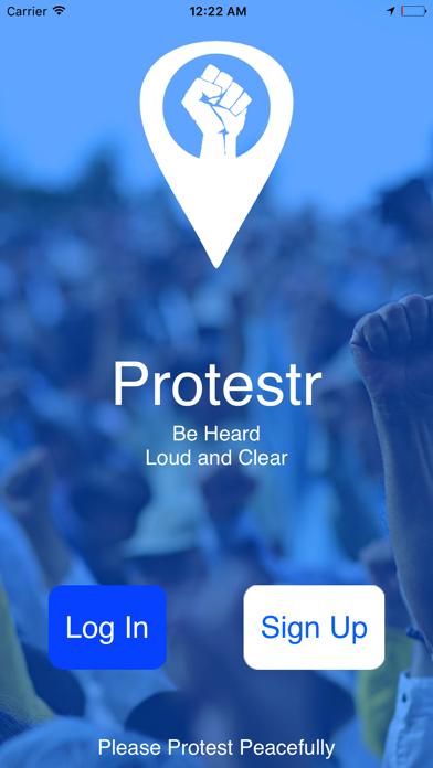 点击获取Protestr