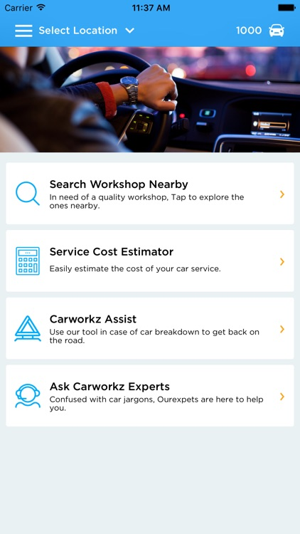 CARWORKZ - Car Service & Repair