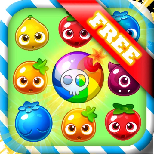 Juice Fresh Garden Blast iOS App