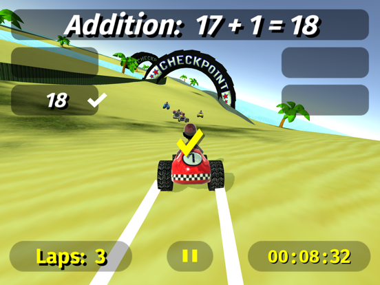 Math Racing 2 Pro screenshot 9