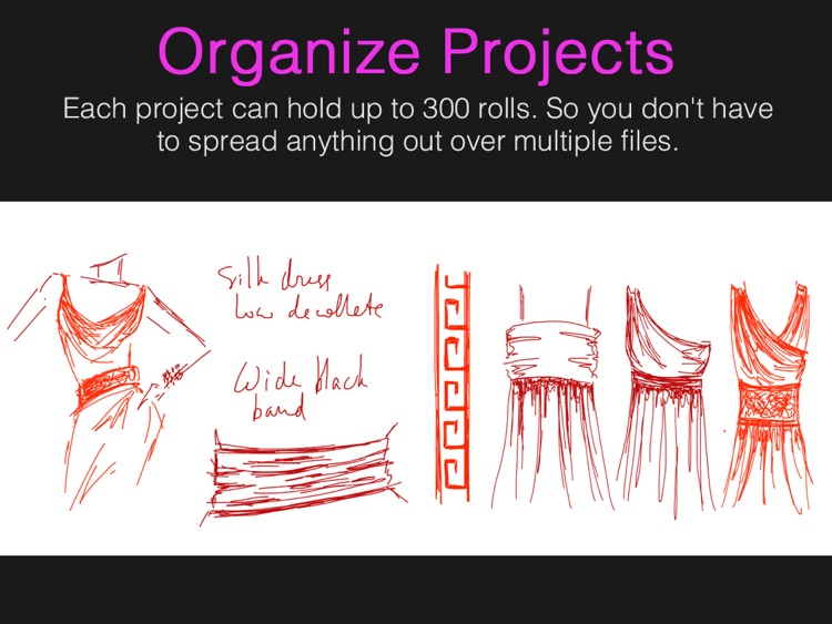 Sketch Rolls screenshot-1
